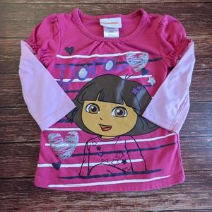 Dora the Explorer Long Sleeve Shirt
